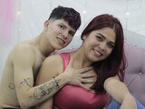GabyAndAntony naked cam amateur