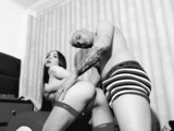RossiAndCleider naked photos video